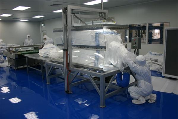 集装箱内衬袋检折袋及打包质量要求