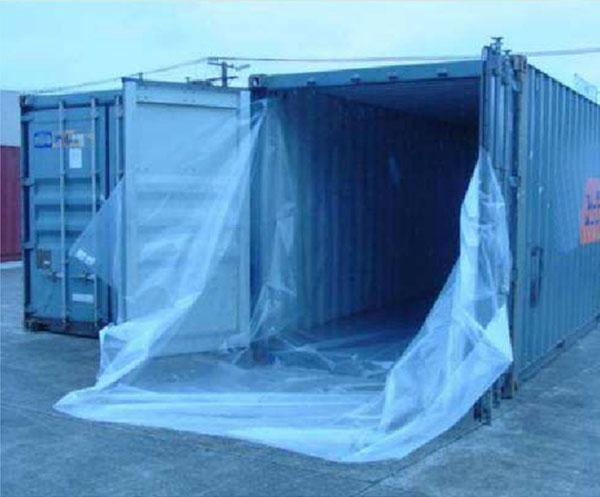 防潮集装箱车衣